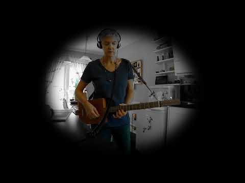 Lockdown Song #2 -  with 3 String Cigar Box Guitar