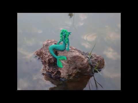 Los Pondmaids (animación con plastilina) El Libro de los Xiyos