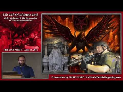 Mark Passio - The Cult of Ultimate Evil - Order Followers
