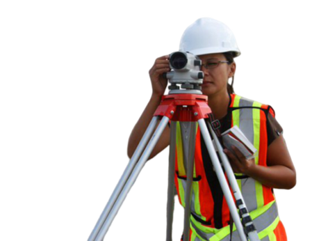 D Terms in Land Surveying