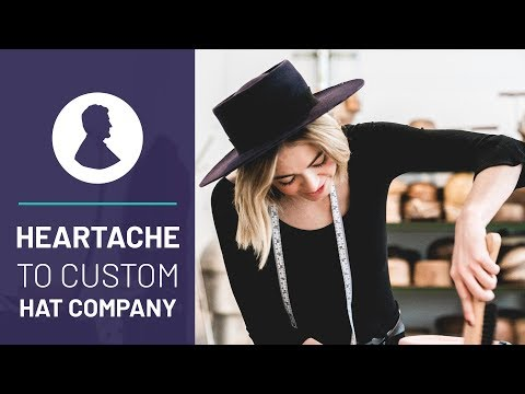 From Heartache to Custom Hats: This New York Woman became a Hat Maker