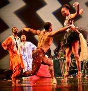 Kwanzaa! 2018 @ Lula Washington Dance Theatre