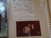Photo of Hank Williams and Jim Hall and Hank Williams Rx