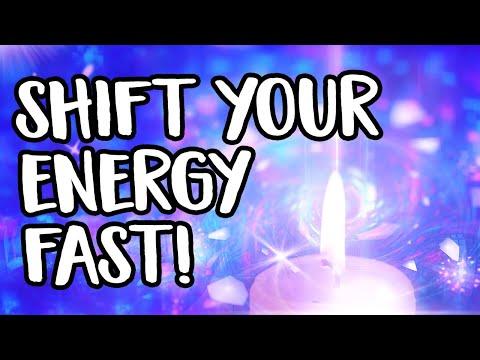 5 Minute Violet Flame Meditation - Instant Energy Shift