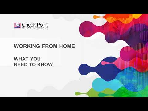 Webinar : Corona Virus  Security advisory for work from home