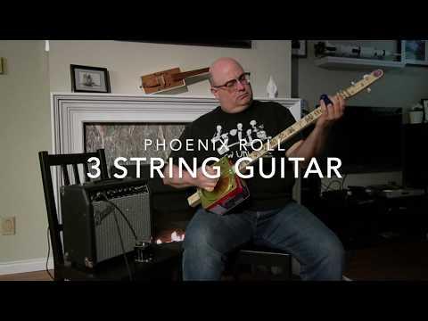 Phoenix Roll Guitar