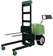 YARD MULE Fork Lift Attachment