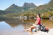lake st. Clair Cradle mountain Huts