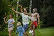 Aboriginal experience rainforestation