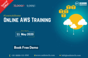 Take The Online AWS Training By Industry Experts
