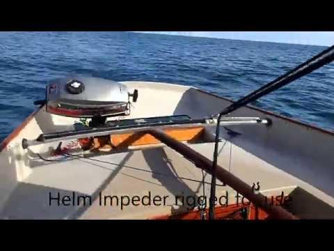 Cornish Crabbers Coble Helm Impeder