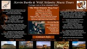 Kevin Burke and Wild Atlantic Music Tours