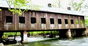 Emert Cove Covered Bridge, 4-30-20 #1