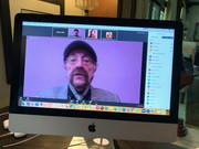 Karl Bardosh On Film Making at AAFT University Webinar