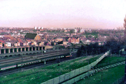 South Harringay & Manor House from Hog's Back, 1983