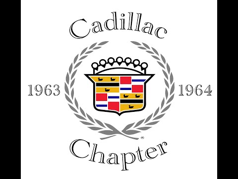 May 1, 2020 - 1963/64 Cadillac Chapter Director's Video Message