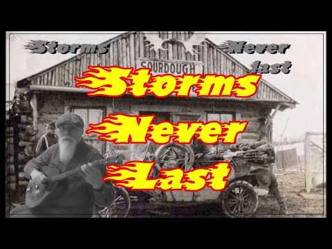 Storms never last  A D Eker  2020