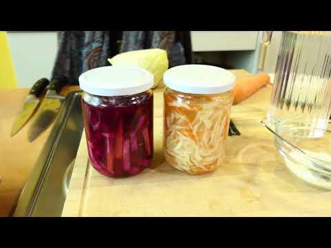 Wie fermentiert man Lebensmittel? Easy Fermentation mit Julia Lang - Ayurveda 01.05.2020 13:00 Uhr
