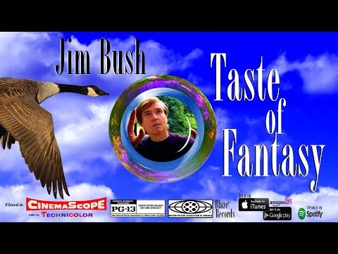 Jim Bush - Taste of Fantasy
