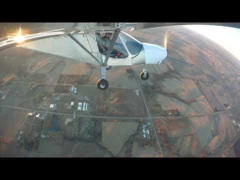 Local test flight in my CH750