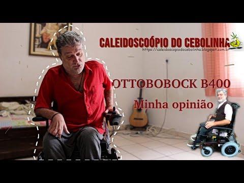 Caleidoscópio do Cebolinha | OTTOBOCK B400 MINHA OPINIÃO