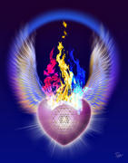 Activation of LOVE, Wisdom and Purpose