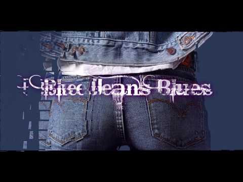 Blue Jeans Blues    A D Eker  2020