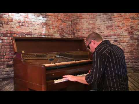 Oh Holy Night piano cover Andy Hensley