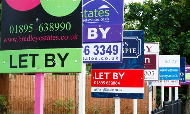 Call to freeze all UK private rents to help 1m workers at risk of losing jobs