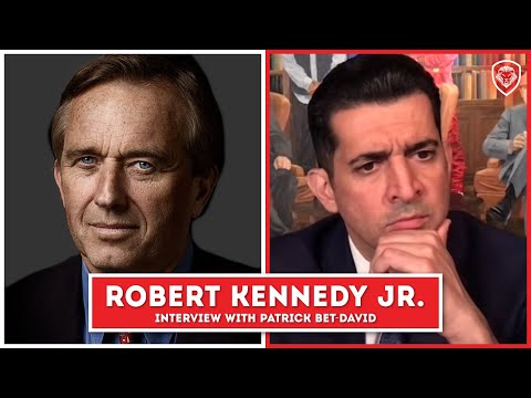 EXCLUSIVE INTERVIEW: Robert Kennedy Jr. Destroys Big Pharma, Fauci & Pro-Vaccine Movement