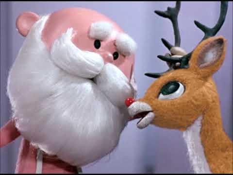 Rudolph the Snowflake Reindeer