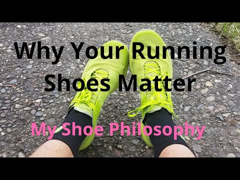 Why YOUR RUNNING SHOE choice MATTERS//Run Form + Foot Strength + Shoes