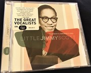 JIMMY SCOTT CD DISCOGRAPHY