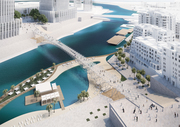 Dubai Creek Parametric Footbridge