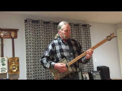 2 string G Bass Demo