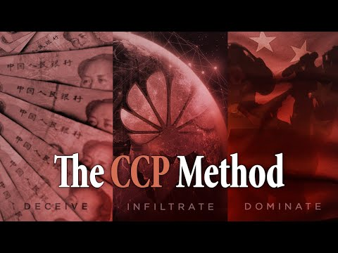 CCP Method: Chinese Communist Party's global agenda—coronavirus outbreak is the latest wakeup call