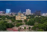 Frere Hall, Karachi, Pakistan. Photo by Iqbal Zaidi