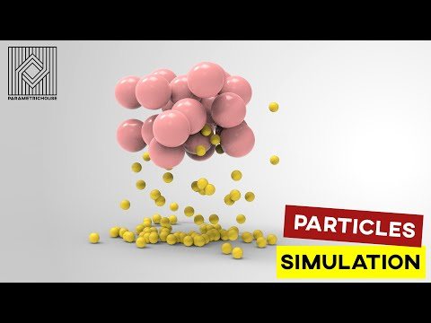 Particles Simulation