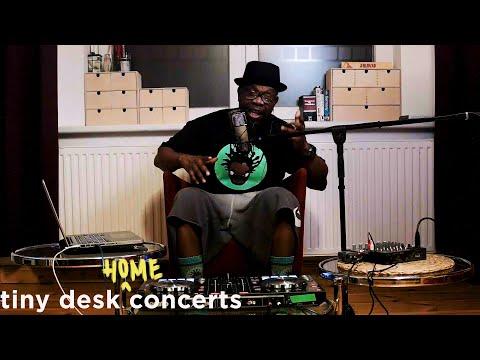 Jeru The Damaja: Tiny Desk Home Concert