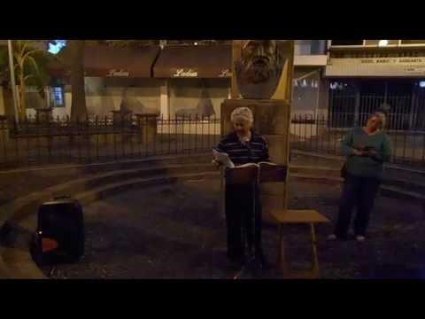 Celebración de Aniversario de Nacimiento de Pedro Garfias.Guadalajara.2016