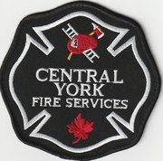 CENTRAL YORK FIRE SERVICE- NEWMARKET, CANADA(YORK REGION)