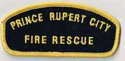PRINCE RUPERT CITY FIRE DEPARTMENT- PRINCE RUPERT CITY, CANADA(SKEENA-QUEEN CHARLOTTE REGIONAL DISTRICT)