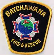 BATCHAWANA FIRE DEPARTMENT- BATCHAWANA BAY, CANADA(ALGOMA DISTRICT)