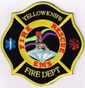 YELLOWKNIFE FIRE DEPARTMENT- YELLOWKNIFE, CANADA(NORTH SLAVE REGION)
