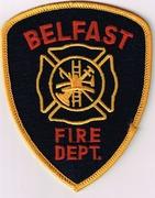BELFAST COMMUNITY FIRE DEPARTMENT- BELFAST, PRINCE EDWARD ISLAND, CANADA(QUEENS COUNTY)