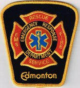 EDMONTON FIRE DEPARTMENT- EDMONTON, CANADA(EDMONTON CAPITAL REGION)