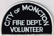 MONCTON FIRE DEPARTMENT- MONCTON, CANADA(WESTMORELAND COUTNTY)