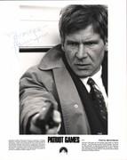 Patriot Games.
