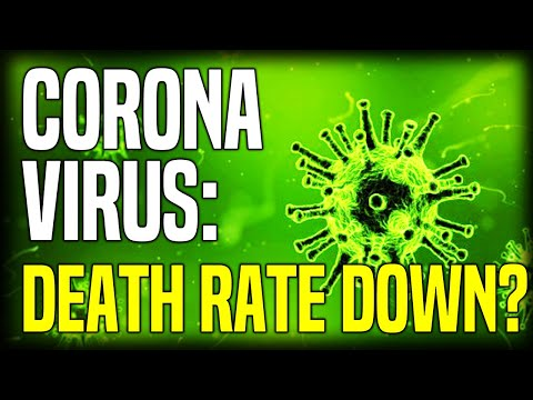 """COVID DEATH RATE GOING DOWN?"" Stefan Molyneux and Dr Paul Cottrell"