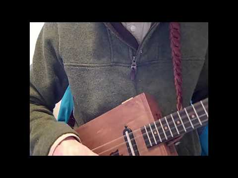 First Mortise & Tenon Neck ACOUSTIC Test
